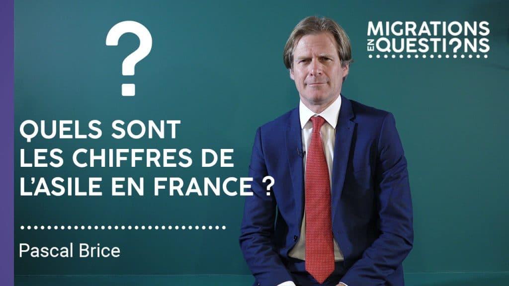 Quels sont les chiffres de l'asile en France ?
