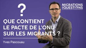 Pacte de Marrakech ONU migrations
