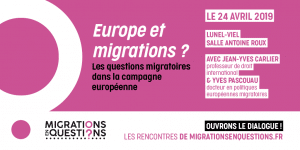 Rencontre_Dialogue_Migrations en Questions_Lunel-Viel_24 Avril 2019