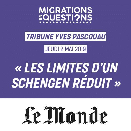 Les limites d'un Schengen réduit | Yves Pascouau