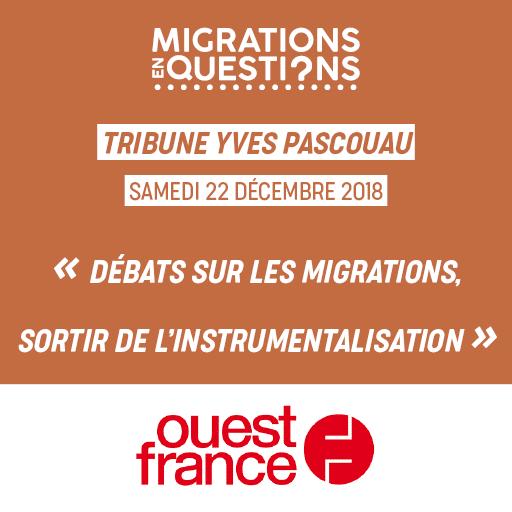 Débats sur les migrations, sortir de l'instrumentalisation | Yves Pascouau