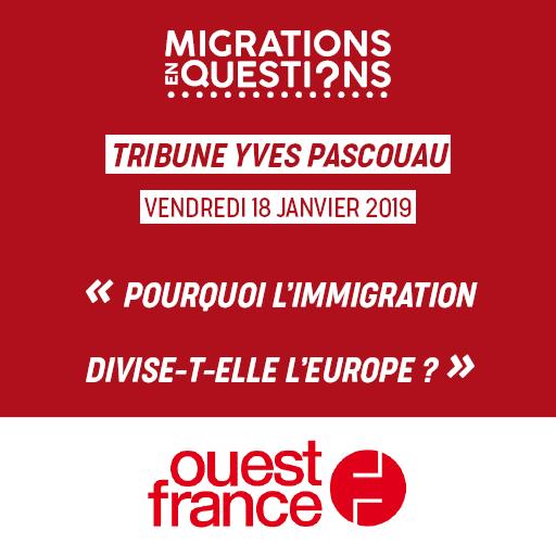 Pourquoi l'immigration divise-t-elle l'Europe? | Yves Pascouau